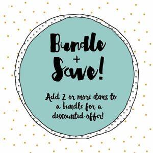 Bundle + Save!
